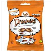 Petisco Dreamies Frango - 40gr
