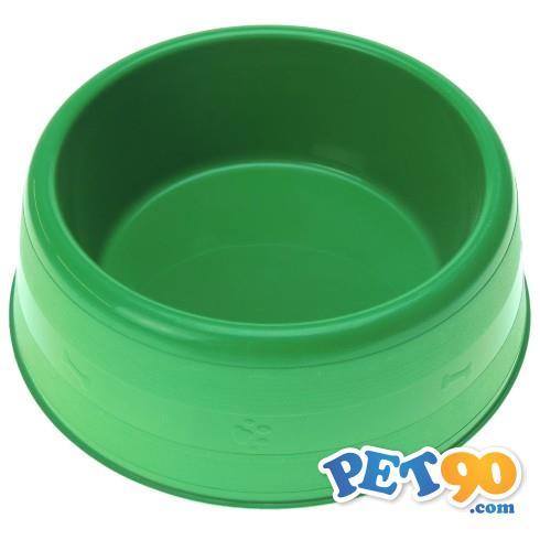Comedouro Pata Osso Filhote - Verde Comedouro Pata Osso Filhote Pequeno Verde - 300ml