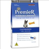 Ração Premier Pet Ambiente Interno Cães Castrados - 12kg