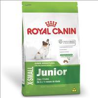 Ração Royal Canin X-Small Junior para Cães Filhotes -  3 Kg