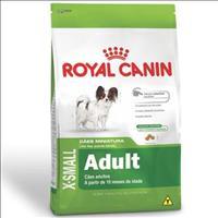 Ração Royal Canin X-Small para Cães Adultos - 1 Kg