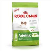Ração Royal Canin X-Small Ageing 12+ para Cães Adultos e Idosos acima de 12 anos - 1 Kg