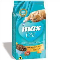 Ração Total Max Cat Mix Selection para Gatos Adultos - 20kg
