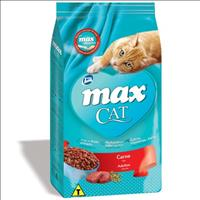 Ração Total Max Cat Carne para Gatos Adultos - 20kg