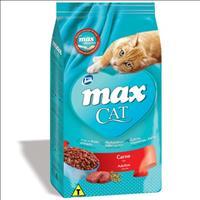 Ração Total Max Cat Carne para Gatos Adultos - 3kg