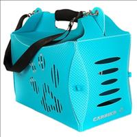 Caixa de Transporte Mundo Gaia Eco House - Azul