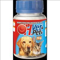 H. Vet Pet Frasco - 36gr com Comprimidos de 600mg