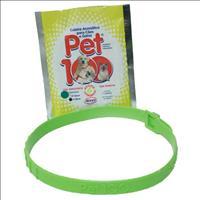 Coleira Pet 100 - Verde Coleira Pet 100 Verde - Tam G