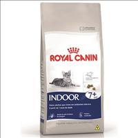 Ração Royal Canin Feline Health Nutrition Indoor 7 + para Gatos Adultos - 1,5 Kg