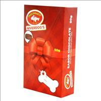 Chocolate Niverdogs Caixa para Cães - 50gr