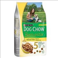 Ração Nestlé Purina Dog Chow Bem estar Adultos Raças Pequenas - 10,1kg