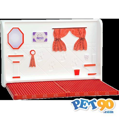 Kit Completo Pipidollys para Fêmea - Vermelho