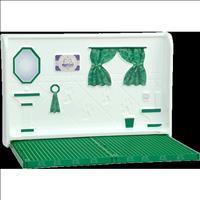 Kit Completo Pipidollys para Fêmea - Verde
