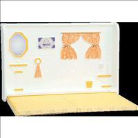 Kit Completo Pipidollys para Fêmea - Creme