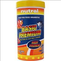 Ração Nutral Basic Premium - 20gr