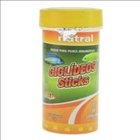 Ração Nutral Ciclídeos Sticks - 25gr
