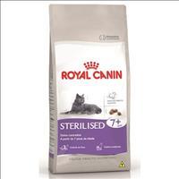 Ração Royal Canin Feline Health Nutrition Sterilised para Gatos Adultos acima de 7 anos - 7,5 Kg