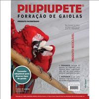 Forração para Fundo de Gaiola Piupiupete