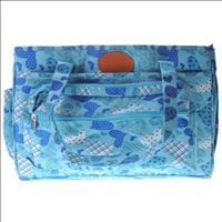 Bolsa de Transporte Chalesco Luxo - Azul