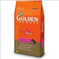 Ração Premier Golden Formula Cães Filhotes Mini Bits Frango e Arroz - 3kg