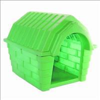 Casa Plástica Clicknew Inteiriça - Verde Casa Plástica Clicknew Inteiriça Verde - N. 01