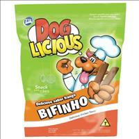 Petisco Total Dog Licious Bifinho de Frango - 65gr
