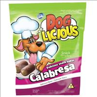 Petisco Total Dog Licious Calabresa - 80gr