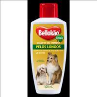 Shampoo Bellokão Ecológico Pelos Longos - 500ml
