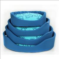 Cama Flex Pickorruchos - Azul Cama Flex Pickorruchos Azul - Tam P