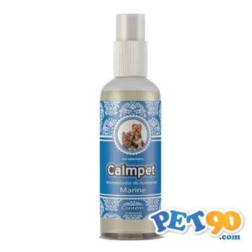 Aromatizador de Ambientes Petmais Calmpet Marine - 240ml