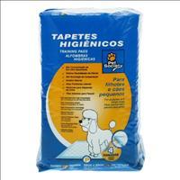Tapete Higiênico Pet Society - Tamanho  P Tapete Higiênico Pet Society Tamanho P - 7 Unidades