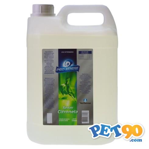 Spray Citronela ProHorse - 5 Litros