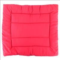 Edredom Liso - Vermelho Edredom Liso Vermelho - Tam P (76cm x 65cm)