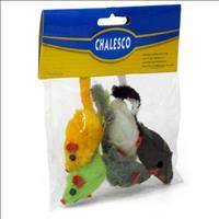 Ratinhos Chalesco - 5 unidades