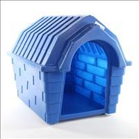 Casa Plástica Clicknew Inteiriça - Azul Casa Plástica Clicknew Inteiriça Azul - N. 02