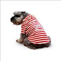 Camiseta Moleton - Vermelho Camiseta Moleton Vermelho - Tam 00