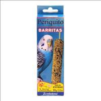Alimento Zootekna Barrita Periquito - 60g