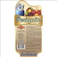 Alimento Extrusado Periquito Zootekna - 350gr