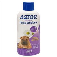 Shampoo Astor para Cães Peles Sensiveis - 500ml
