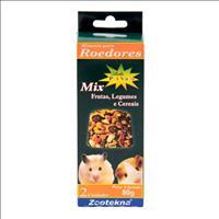 Alimento para Roedores Mix 2 unidades Zootekna - 80gr
