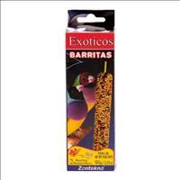 Alimento Zootekna Barrita Exóticos - 60g