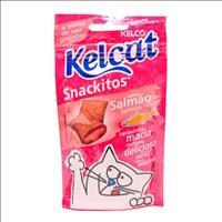 Petisco Snack para Gato Salmão - 40gr