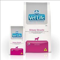 Ração Farmina Vet Life Urinary Struvite para Cães Adultos com Distúrbios Urinários - 10,1kg