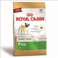 Ração Royal Canin para Cães Adultos da Raça Pug - 7,5 Kg
