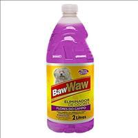 Eliminador de Odores Baw Waw - Flores do Campo Eliminador de Odores Baw Waw  Flores do Campo - 2 Lit