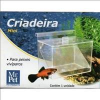 Criadeira Mini para Peixes Vivíparos Mr Pet