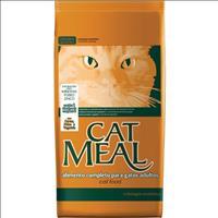 Ração Cat Meal Carne, Peixe e Vegetais - 25kg