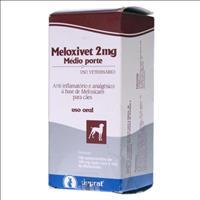 Meloxivet Embalagem Hospitalar com 120 Comprimidos - 2mg