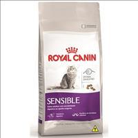 Ração Royal Canin Sensible para Gatos Adultos Sensíveis Ração Royal Canin Sensible para Gatos Adulto