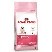 Ração Royal Canin Kitten para Gatos Filhotes com até 12 meses de Idade - 400 g